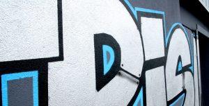 Le graff pour marquer l'identité de votre entreprise